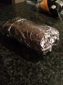 Rolling of Burrito